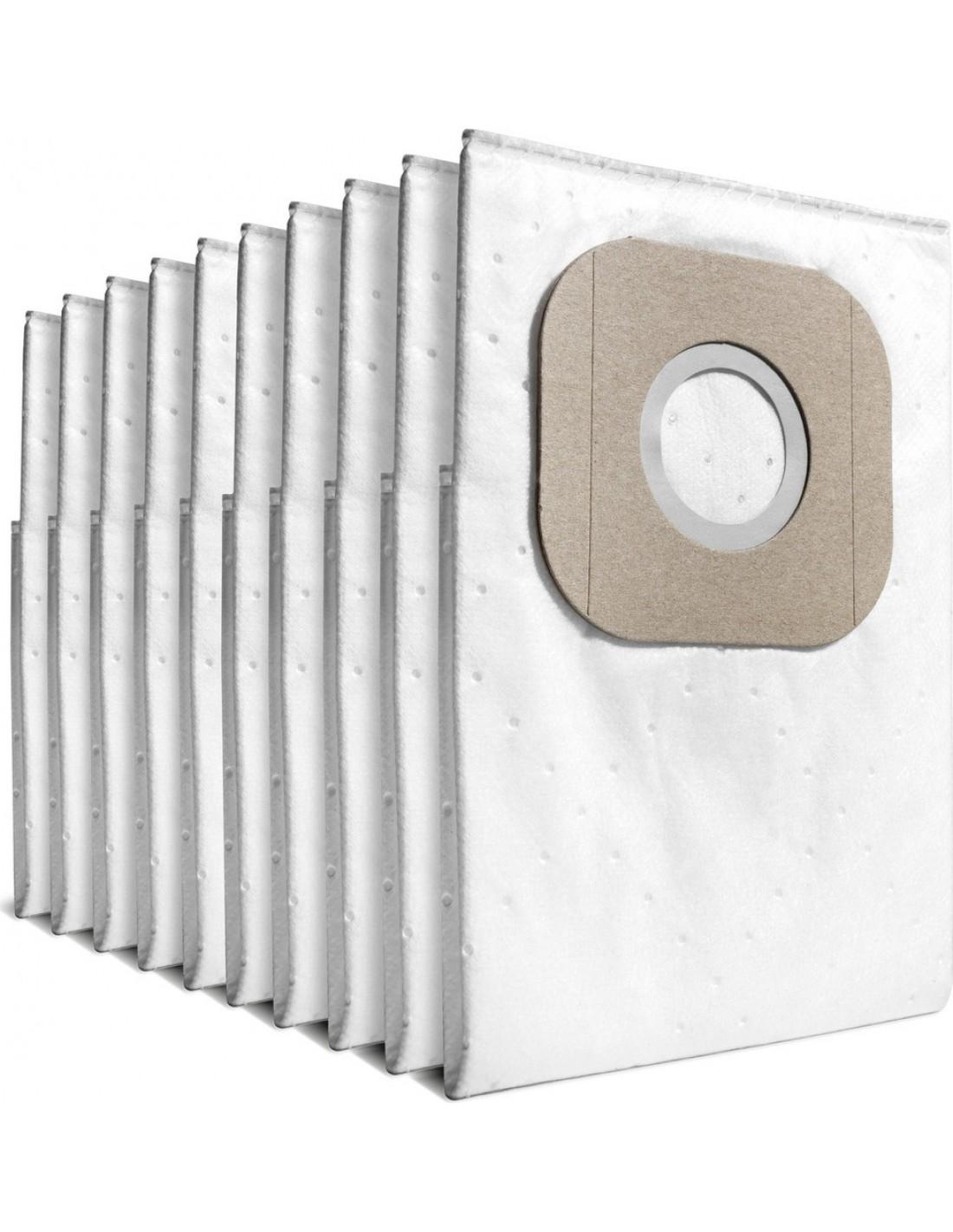 Sacchetti per aspirapolvere adatti per K/ärcher 6.904-123 NT 700 NT 702 NT700 NT702 100 x 41,5 cm